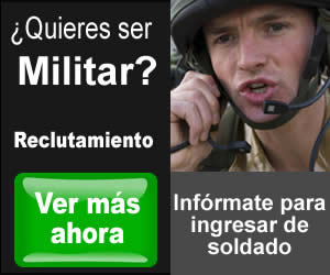 Ingresar en el ejército